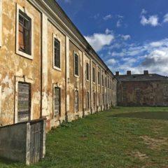 Монастырь базилиан в деревне Боруны