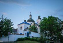Церковь и монастырь базилианок в Гродно