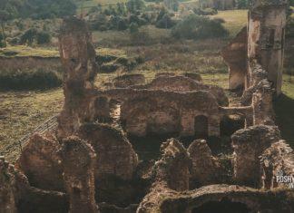 замок в Гольшанах