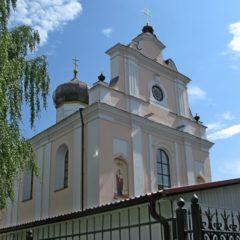Пинский Свято-Варваринский монастырь (Монастырь бернардинцев)