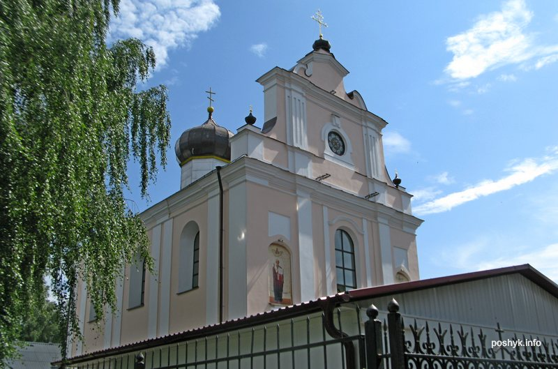 Пинский Свято-Варваринский монастырь