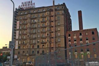"""Заброшенные места Филадельфии. В Филадельфии всегда """"заброшено""""."""