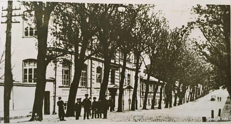 женская маринская гимназия минск старое фото