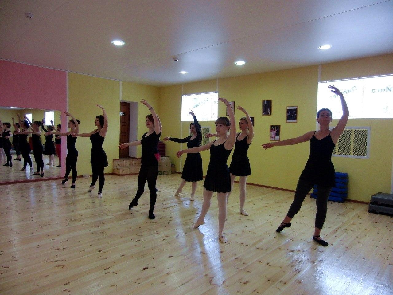 балетная школа минск