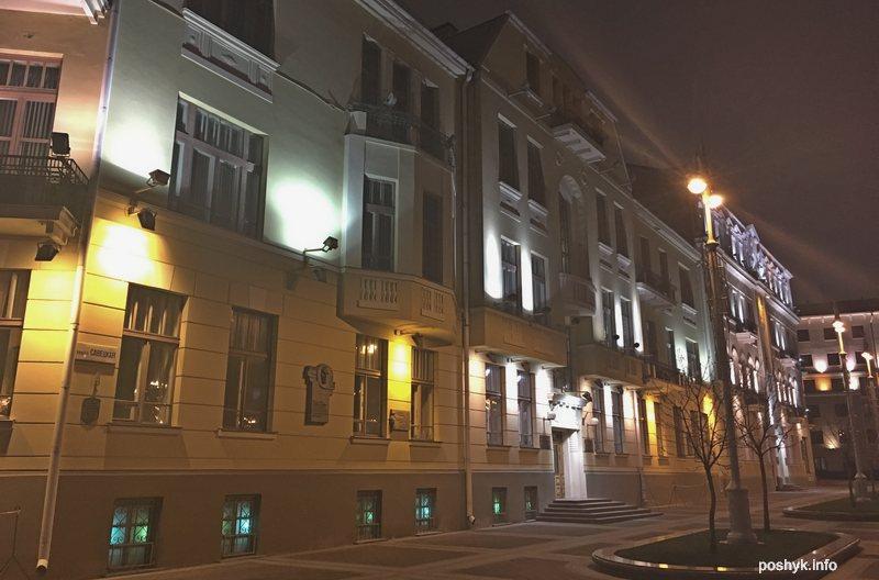 Дом Абрампольского