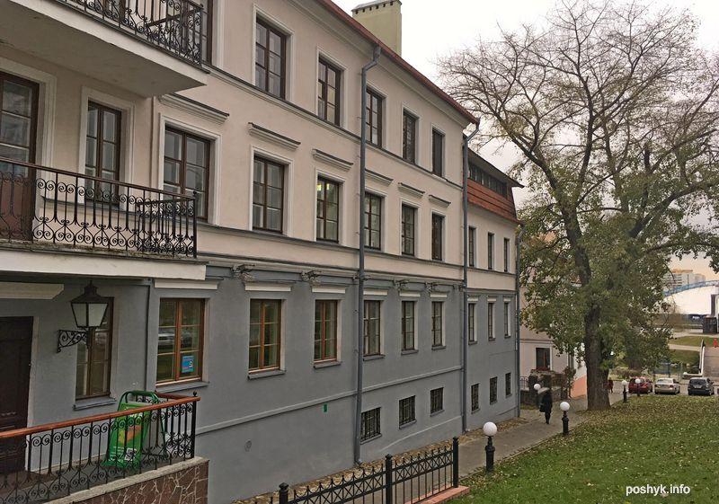 дом Пинхусовича