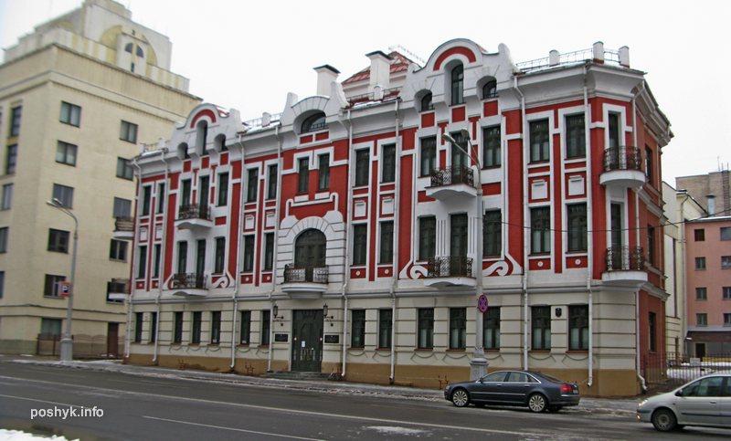 дом дворянина Яницкого
