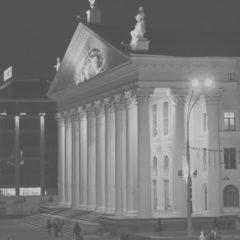 История Октябрьской площади в Минске