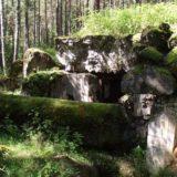 Полоцкий УР (ДОТы 31-42), краткий обзор (фото и видео)