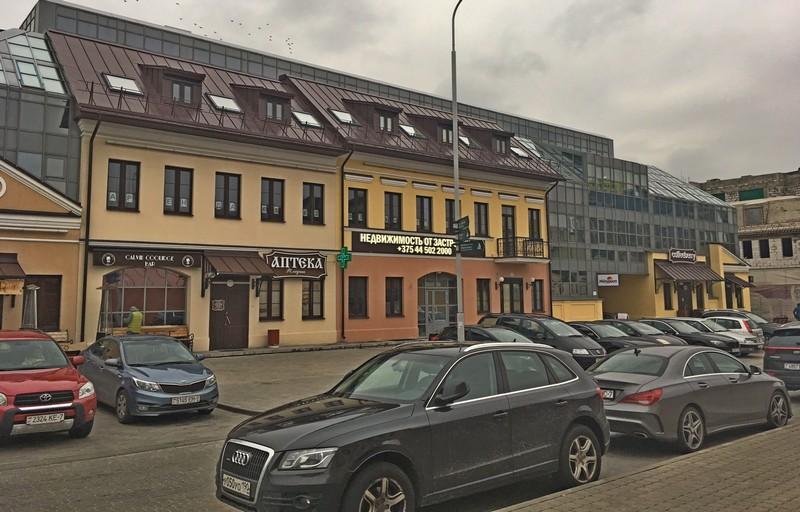 Заведения на Зыбицкой