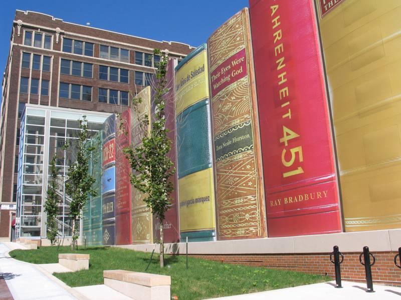 библиотека в штате Канзас