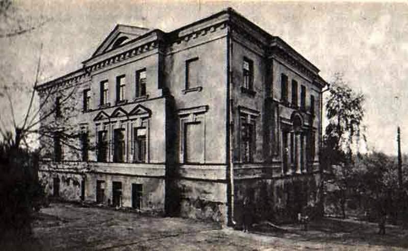 Старые доходные дома в Минске