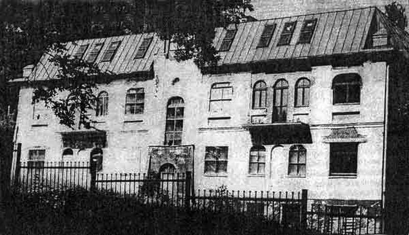 Доходный дом Офли