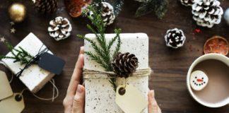 подарки к Новому Году 2019