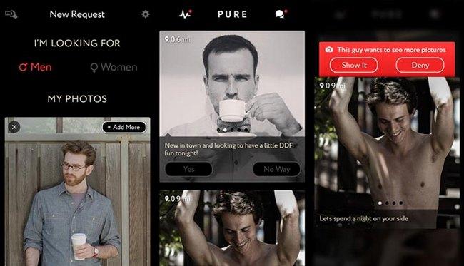 pure app