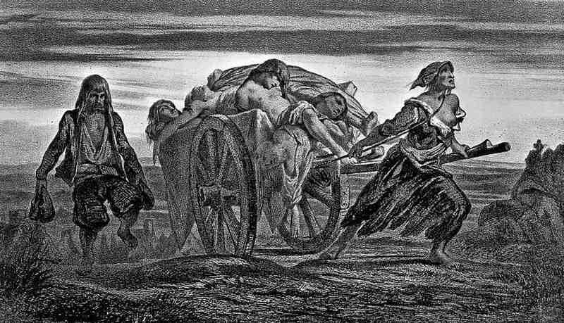 история черной смерти