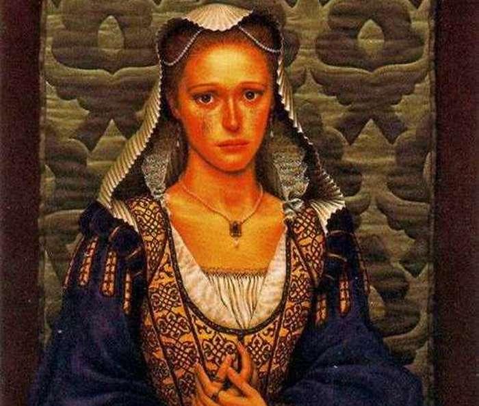 женщина в Средневековье
