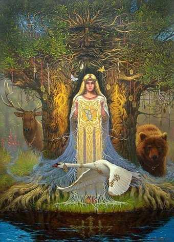 лада языческая богин