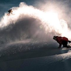 Состоялся этап сноуборд-контеста «Ride and Destroy Cup». Видео.