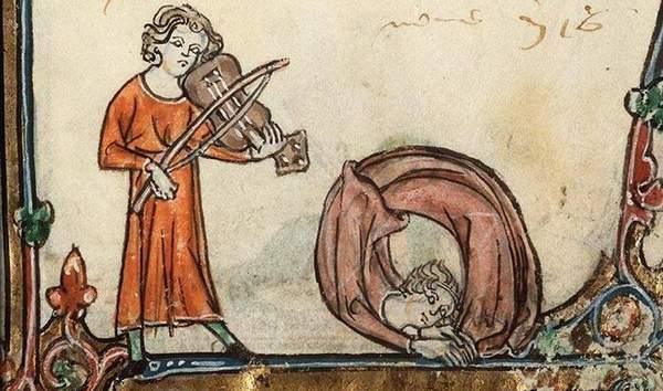 ох уж это средневековье