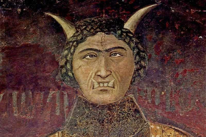 женская красота в средневековье