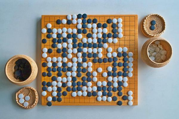 китайская игра Go