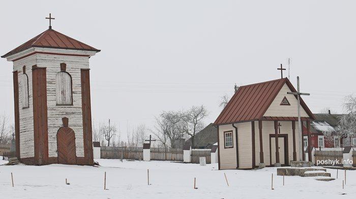 derevnia polonechka belarus