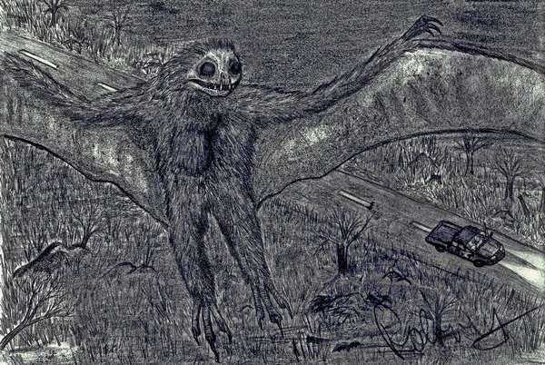 mothman_poshyk info