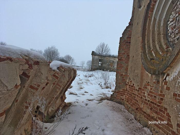 ruins chachotov