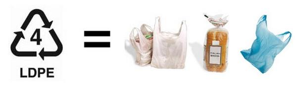 LDPE пластик