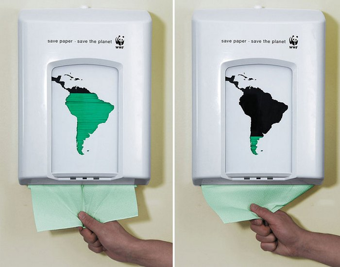 социальная реклама экология