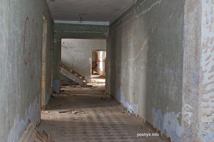 koridor usadba radzivilov
