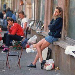 Создаём модный образ лихих 90-х (Одежда в 90 – е)