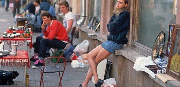 Создаём модный образ лихих 90-х (Одежда в 90 — е)
