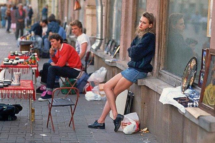 Одежда в 90 - е