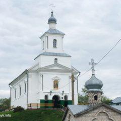 Церковь Святых Космы и Дамиана в Снове