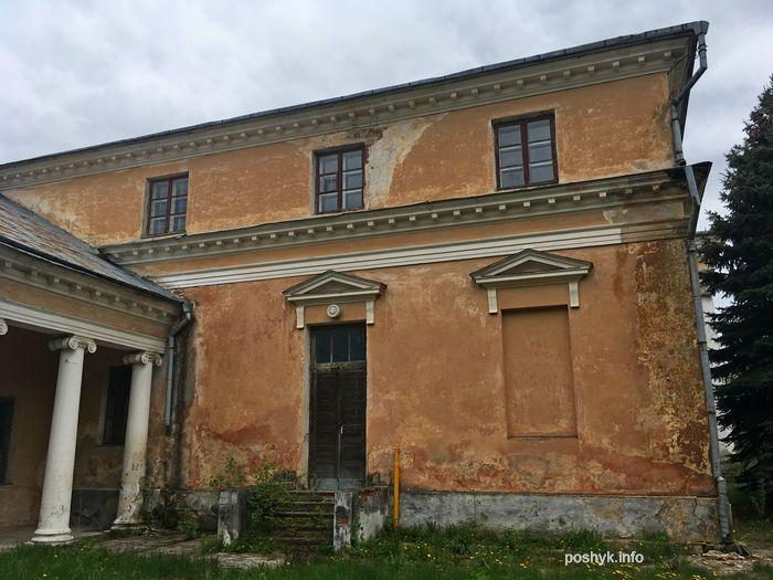 dvorec rdultovskih v snove