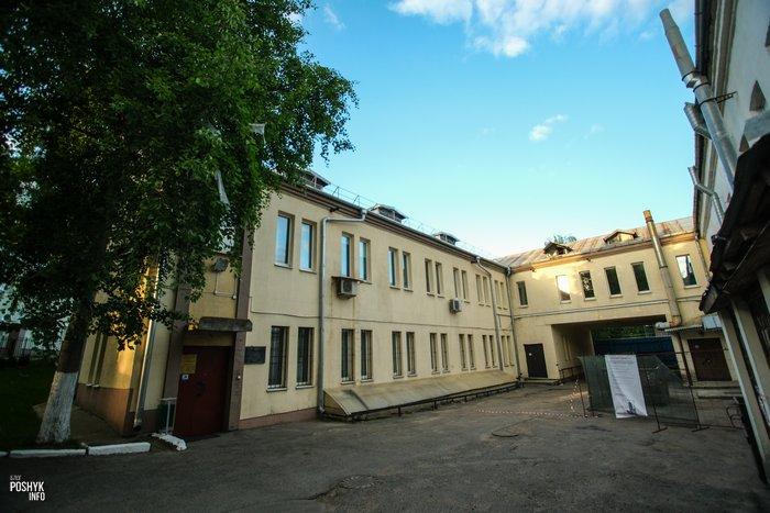 Дом Поляка, фабрика Эпштейна Минск