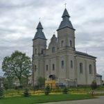 Костёл Святого Иоанна Крестителя в Снове