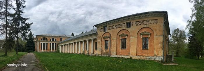 panorama dostoprimechatelnosti belarusi