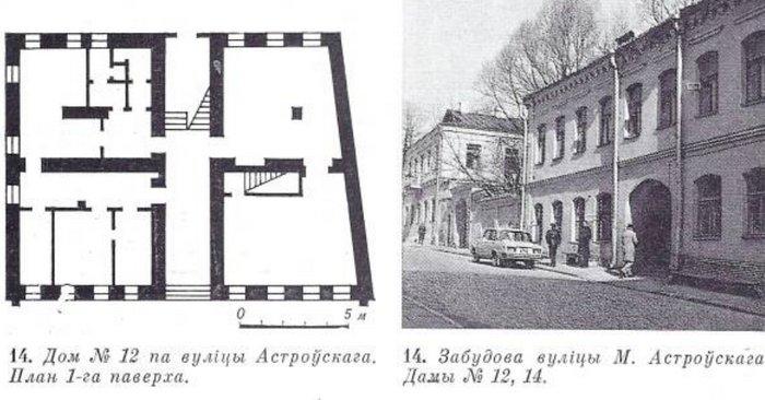 Дом Рубинштейна по улице Раковская 14