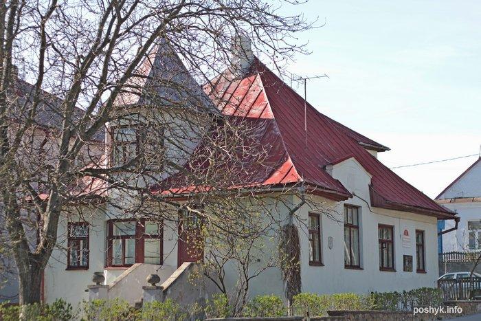 dom istoricheskiy pinsk