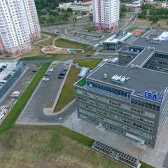 А вы знали как выглядит офис IBA?