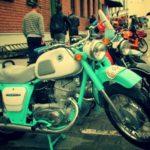 Фестиваль ретро-мотоциклов Кола часу 2017. Как это было (фотоотчёт)