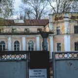 Заброшенная медицинская академия в Гродно