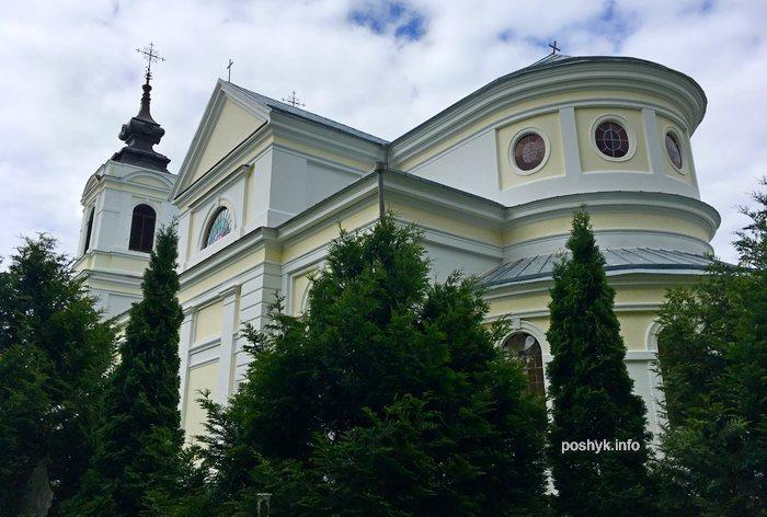 beniakoni kostel