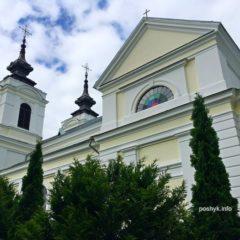 Костёл Святого Иоанна Крестителя в Бенякони