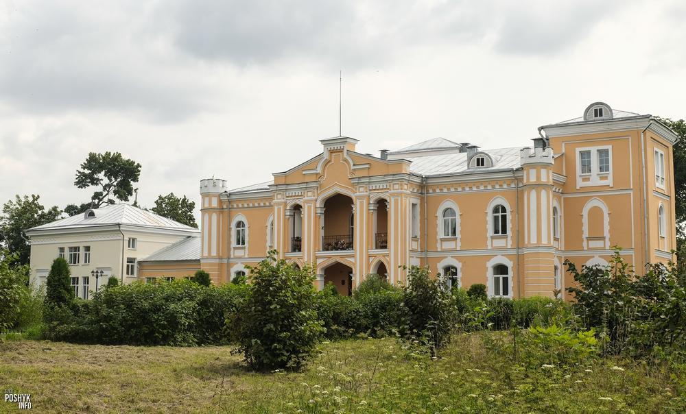 Дворец в Прилуках
