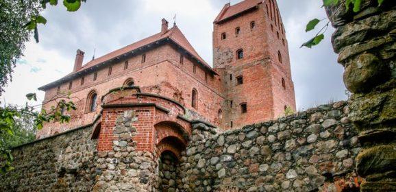 Гид выходного дня – Тракайский Замок (Литва)