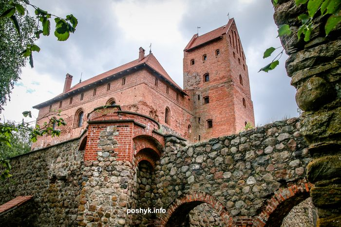 экскурсия Тракайский Замок